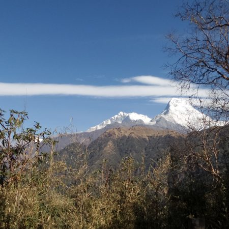 Banthanti on the way to Ghorepani Poonhill