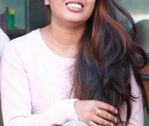 Chhaya Nepali, Sales Manager for Skylark Himalayan Travel
