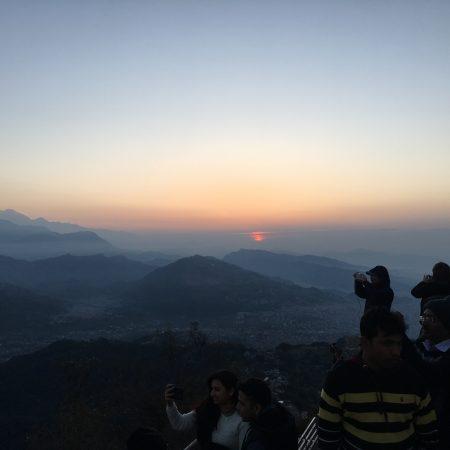 Sarangkot view point