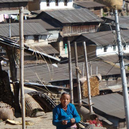Sikles village