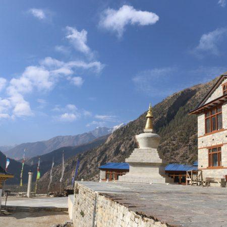 Manang village, Annapurna Circuit