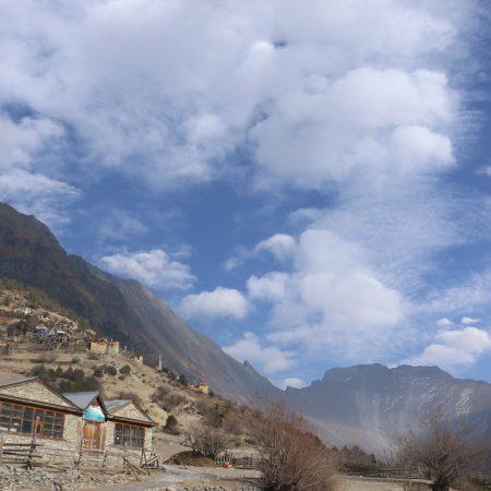 Yak Kharka, Annapurna Circuit, Nepal