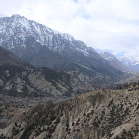 Route of Annapurna Circuits