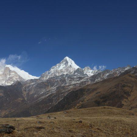 Mount Dhaulagiri from Dhaulagiri viewpoint