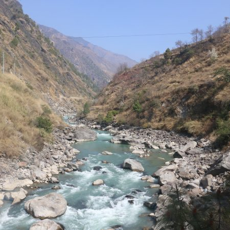Melamchi River