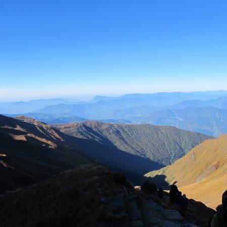 Khopra ridge
