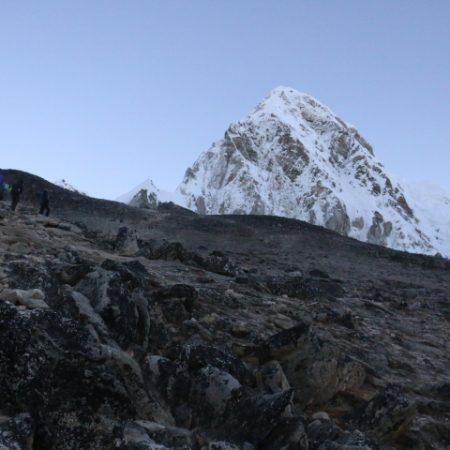 Everest as seen from Kala Patthar