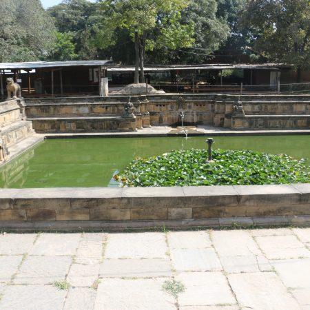 Sacred pond of Pashupatinath