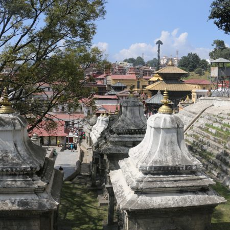 Pashupati premise ( Hindu Temple)